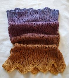 Ravelry: Rivendell Smoke Ring pattern by Susan Pandorf in Twisted Fiber Art Muse (Kismet colorway)