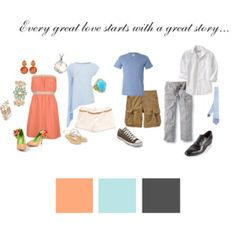 Picture Day Outfit Ideas: Love Stories