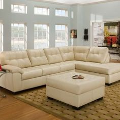 10 best cream leather sectional images cream leather sectional rh pinterest com