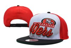 NFL San Francisco 49ers Snapback , cheap wholesale  $5.9 - www.hatsmalls.com