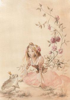"""Princess and the Frog"" by Joanna Pasek    Posted October 10, 2011 at 11:47 am"