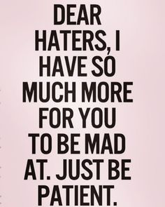 For all them haters in the world #ketofitchallenge #ketoweightloss #ketogenicdiet #weightloss #weightloss2017 #weightlossjourney #weightlossmotivation #weightlosstransformation #ketodiet #lowcarb #lowcarbdiet #letsdothistogether #losingweightfeelinggreat #ketoworks #ketolove #quotes #quotestoliveby #motivationalquotes #hatersgonnahate - Inspirational and Motivational Ketogenic Diet Pins - Eat Keto Get Into Nutritional Ketosis - Discover LCHF to Prevent Diseases - Enjoy Low-Carb High-Fat…