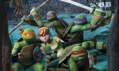 The Teenage Mutant Ninja Turtles season 3