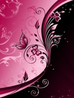 Phone wallpaper pink abstract for mobile images hd