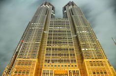 Tokyo Metropolitan Government Building by Kazu Letokyoite on 500px