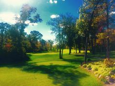 Fall Leaves at Blackberry Ridge Golf Course   Sartell  MN  www     Fall Leaves at Blackberry Ridge Golf Course   Sartell  MN   www blackberryridgegolf com   Golf Course   Pinterest   Golf