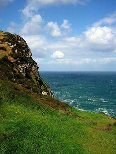 Brandon Point near Castlegregory, County Kerry