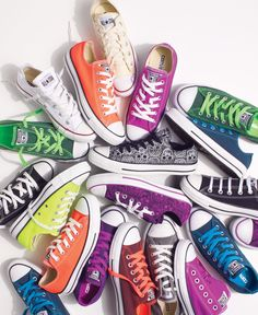 "LOVE the ""Chucks""! Have worn then since I was a kid...the BEST!"