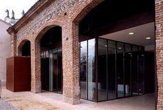 Cor-Ten Steel - Villa Emo, Fanzolo by Secco Sistemi | Windows / Window systems