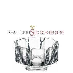 Lars Hellsten - Kristallglas - Corona - Skål Orrefors Beställ här! Klicka på bilden.