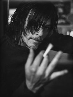Norman Reedus for So It Goes April 15 Ph James Burke 1