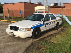 Jacinto City Police Dept. Ford Crown Victoria (Texas)