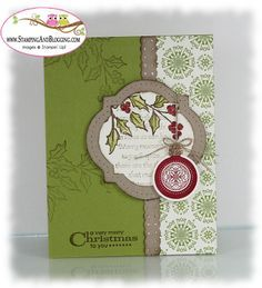 stampin up watercolor winter stamp set dsp - Google Search