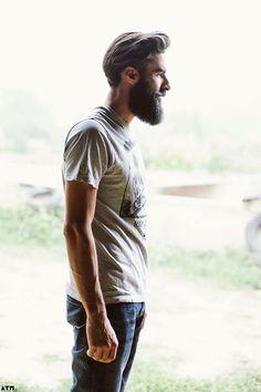 Beards. Men.