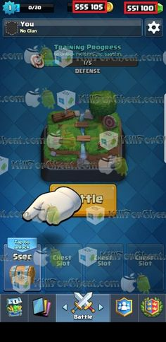 clash of clans mod apk ios 2018