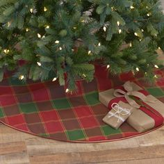 Tristan Tree Skirt by VHC Brands