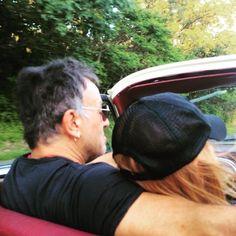 Bruce Springsteen and Patti Scialfa ~ Summertime @officialRumbledoll