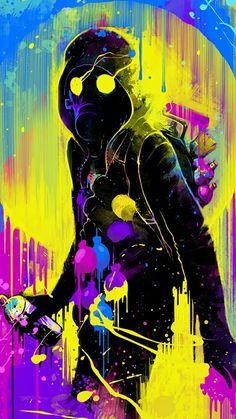 Lovely Berlin Art Wallpaper - Berlin Art Wallpaper Fresh Phone Wallpapers In 2019 Cool Glitch Wallpaper, Cartoon Wallpaper, Graffiti Wallpaper Iphone, Gas Mask Art, Masks Art, Graffiti Art, Graffiti Painting, Painting Art, Spiderman Kunst