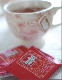 wunderschön-gemacht: tea for two