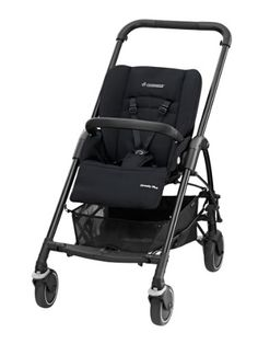Maxi-Cosi Streety Plus Mix and Match Pushchair (Black) Maxi-Cosi ~£200 (Ruby's recommendation)