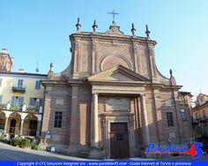 Chiesa Di San Francesco    http://www.parallelo45.com/1280x1024/Moncalieri-SFrancesco09.jpg