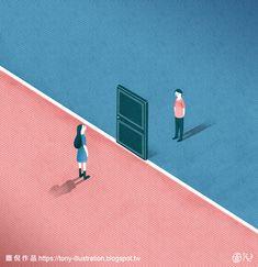 人與人之間即使再怎麼親密,尊重仍然是必須的。