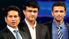 See Rahul Dravid Mimics Sachin Tendulkar For The First Time In History