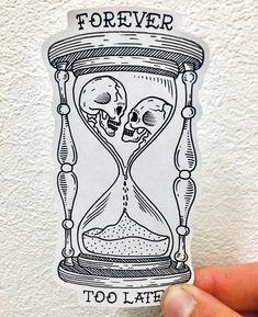 - Idee Tattoo - tattoo designs ideas männer männer ideen old school quotes sketches Creepy Tattoos, Skull Tattoos, Body Art Tattoos, Tattoos To Draw, Belly Tattoos, Ear Tattoos, Wing Tattoos, Celtic Tattoos, Animal Tattoos