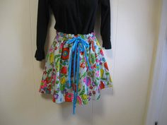 Hey, I found this really awesome Etsy listing at https://www.etsy.com/listing/175687335/handmade-pullstring-skirt-made-with