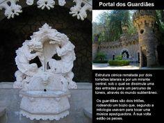 Viagem pela Arte II: Quinta da Regaleira – Um Mundo Fantástico - Portal dos Guardiães