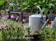 Jardines muy privados: El Jardín de Margarita | El Blog de La Tabla