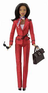 Lawyer/Politician Barbie®