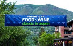 Food & Wine Classic in Aspen June 20-22, 2014 #wine #fwclassic #aspen