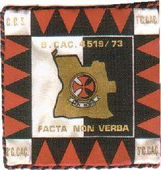 Batalhão de Caçadores 4519/73 Angola