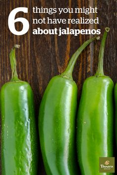 Do you know jalapeños? Read on for six things you might not have realized about jalapenos—including their hidden role in creating smoky, delicious chipotles. Try your hand with this delicious pepper in the Chipotle Chicken Avocado Melt at Panera. Spicy Recipes, Mexican Food Recipes, Healthy Recipes, Cooking Tips, Cooking Recipes, Good Food, Yummy Food, Food Facts, Fruits And Veggies
