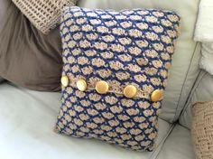 Kussen gehaakt met Royal van Zeeman. Voor het patroon: http://www.mooglyblog.com/sunshine-lattice-pillow/#_a5y_p=3837319