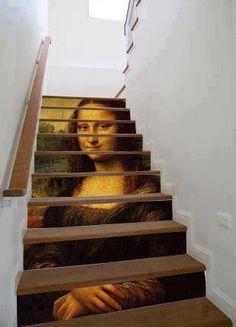 decoração escada - Pesquisa Google