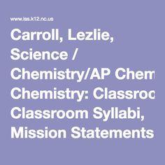 Carroll, Lezlie, Sci