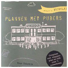 Boek PLANNEN MET PUBERS. Reken af met huiswerkstress #plannenmetpubers #huiswerk #stress #kids #pubers #school