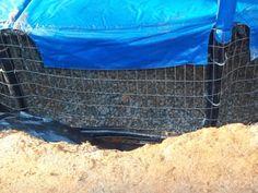 In-ground Trampoline with Drainage System - Atlanta, Georgia