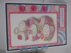 Dovecraft Cupcake Boutique card