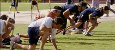 According to Mudbloods, a new documentary about how muggles play Quidditch in real life, the rules of the game are adapted from the Harry Potter books and films. | How To Play Quidditch In Real Life