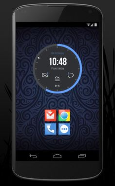Download the Skin from Android Play Store - http://goo.gl/tVKcLP  Download the Icon Pack for Android from - http://goo.gl/8tQ07L