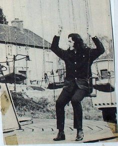 Rory Gallagher , merry - go - round