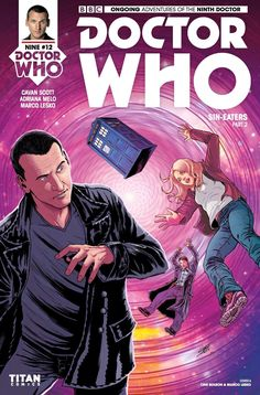 Doctor Who: The Ninth Doctor - Comics by comiXology Doctor Who 9, Doctor Who Comics, Ninth Doctor, Black Cat Comics, Doctor Reviews, Online Comic Books, Christopher Eccleston, Story Arc, The Nines