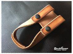 Cuoio MOLLE Axe / cintura loop / fondina di BushgearLeatherworks | Etsy