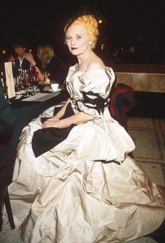 The Mother of Punk, Vivienne Westwood, Turns 74 Today   InStyle So great that she's still getting her attitude on!
