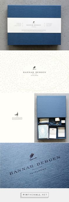 Hannah Bergen by Stitch Design Co.