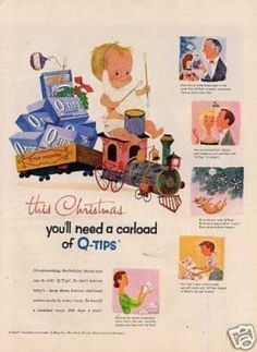 Image result for vintage christmas advertising