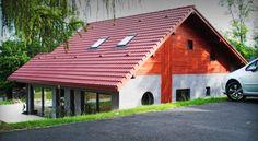 Houtskeletbouw Woning Cerna   Houten huis bouwen